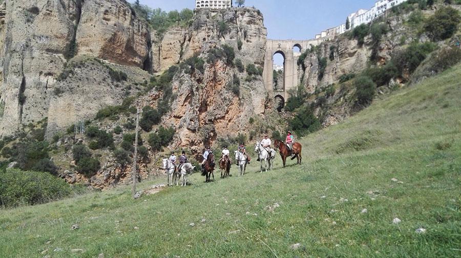 De Osuna a Ronda a caballo – Alojamiento Rural y Turismo Ecuestre Osuna